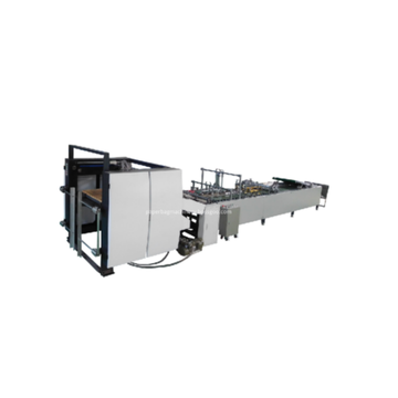 Paper Bag Machine for Small Business