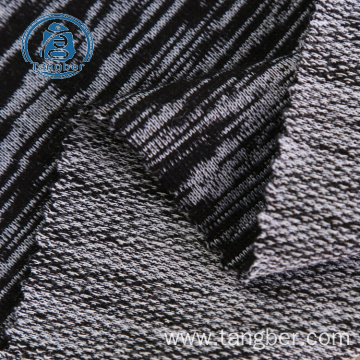 Nice products 100% cotton french terry knitted fabric