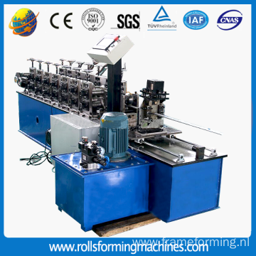 Light Steel Angel Keel Roll Forming machine