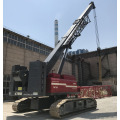 Crawler Telescopic Crane Carrying For Material