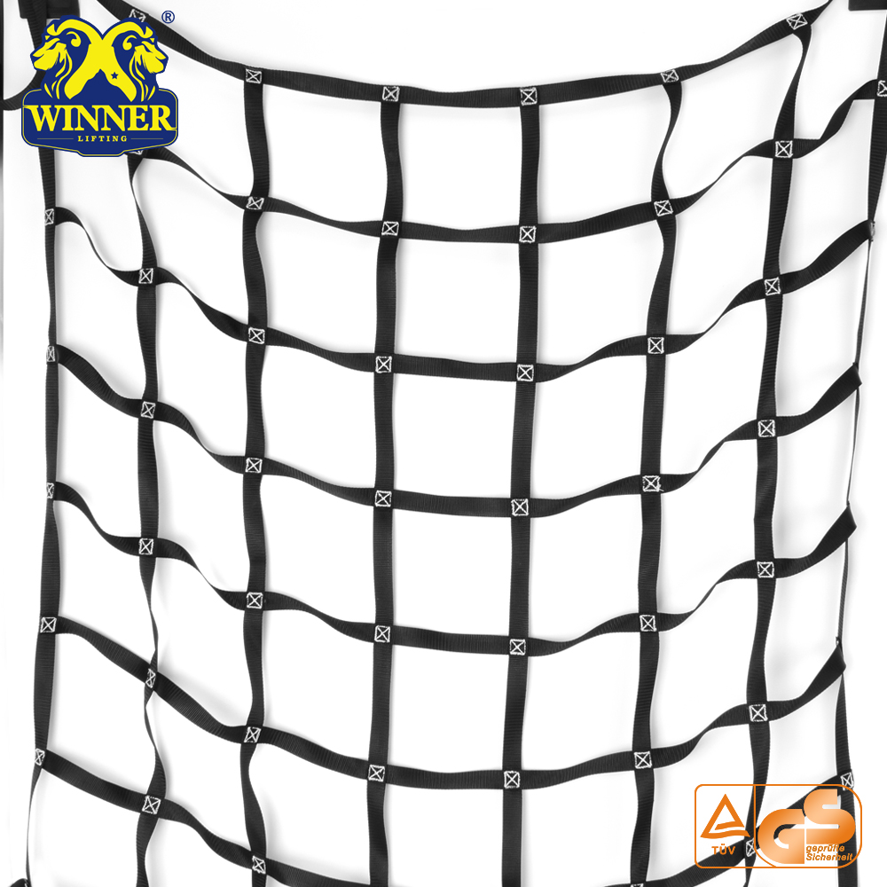 High Safety Customized Wholesale Car Cargo Pallet Netting Cargo Net