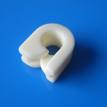 High quality textile ceramic hook