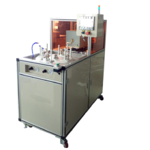 Copper pipe welding machine