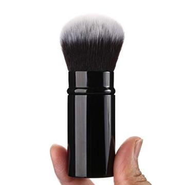 Basics Retractable Powder Brush with Soft