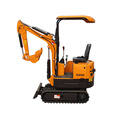 Rhino equipment  micro excavator xn08