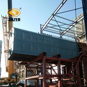 10ton Biomass Coal Fired Steam Boiler for Textile