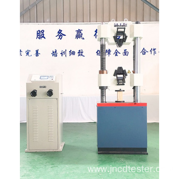 300KN UTM Machine Manual Control