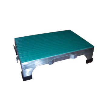 Hospital Stainless Steel Skid Proof Footstool