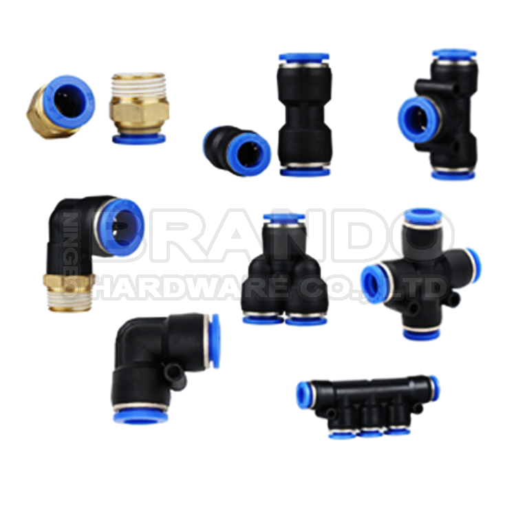 pneumatic fast fittings