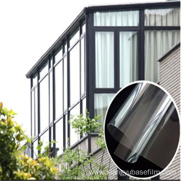 High-altitude Explosion-proof Shading Glass Solar Base Film