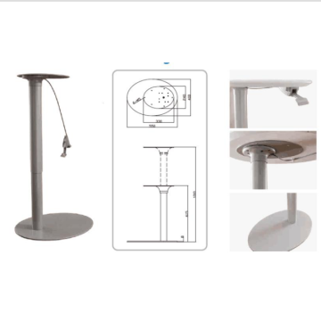 adjustable table leg for office use