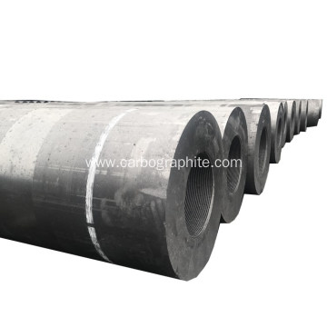 needle coke uhp 650mm2700mm graphite electrode for eaf