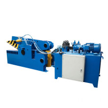 Automatic Scrap Waste Metal Rebar Alligator Shearing Machine