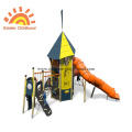 HPL Multiply Outdoor Activity Tower Structure Playground