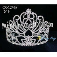 6 Inch Wholesale Tiaras And Crowns
