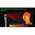 AI Camera Face Recognition Face Cheap Digital Infrared Body Thermal Scanner Facial Recognition Device
