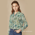 Printed Shirt Fabric Fine Denier Polyester Calico Cloth
