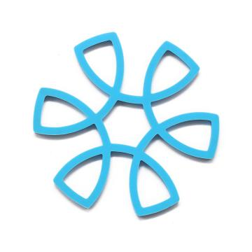 Silicone Multi-Use Flower Trivet Mat