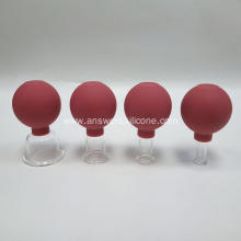 Traditional Silicone Cupping Therapy Massage Set