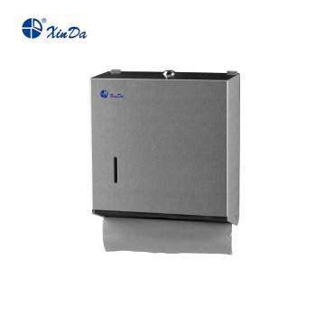 High quality Roll Towel Dispenser with lockable function