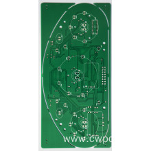 Electronic components assemble pcb