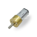 N30 12mm dc 6v mikro gear metalen motor