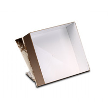 New Style Gold Paper Luxury Collapsible Disploy Box