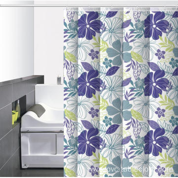 Waterproof Bathroom printed Shower Curtain Jcpenney