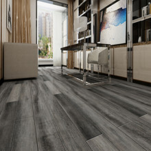 4mm Wood Look Indoor Vinyl Plank SPC Flooring