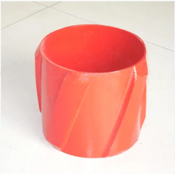Oilwell Carbon Steel Spiraglid Solid Body Casing Centralizer