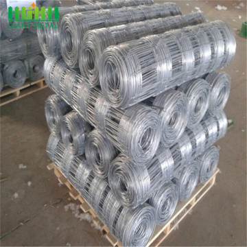 fixed knot woven farm fencing field fence