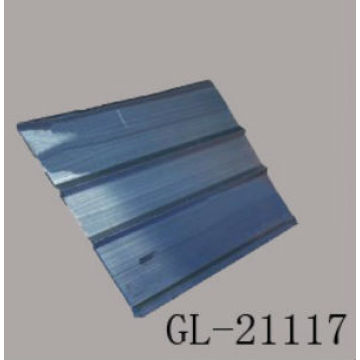 Aluminum Equipment for Trailer Corner Covered Edge
