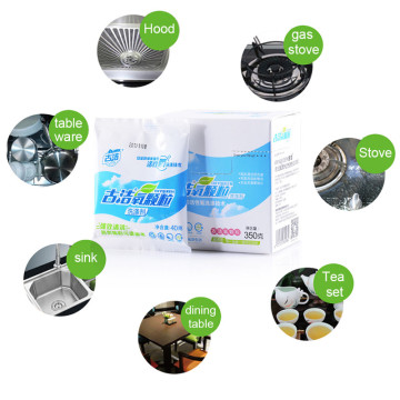 Kitchen Multi-Purpose Cleaner Heavy Oil Decontamination Descaling Detergent Aerobic Cleaning Particles