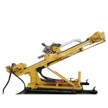 60m water-air Portable Hydraulic Anchor Drilling Rig