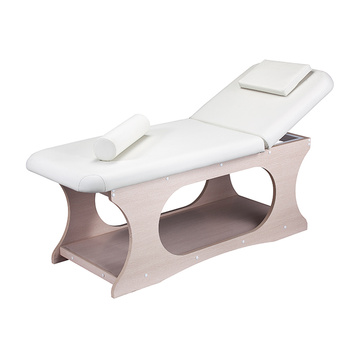 Wood Massage Therapy Beds White For Sale