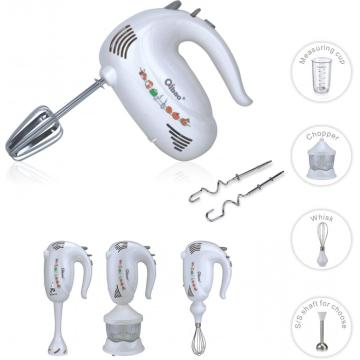 Multifunction Food Hand Mixer 3 in 1 200W 400W