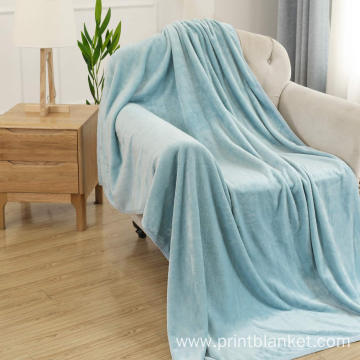 flannel fleece soft warm blanket  fabric