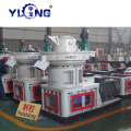 Yulong Xgj560 Palm Kernel Shell Wood Pellet Machine