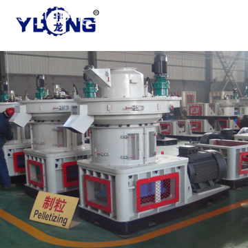 Yulong Xgj560 Hard Wood Pellet Press que hace el molino