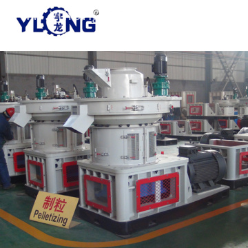 Yulong Xgj560Pellet Machine 1-1.5 Ton Per Hour