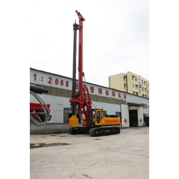 DR-160 crawler mounted rotary drilling rig