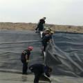 Waterproof Dam Lining Material HDPE Geomembrane Sheet
