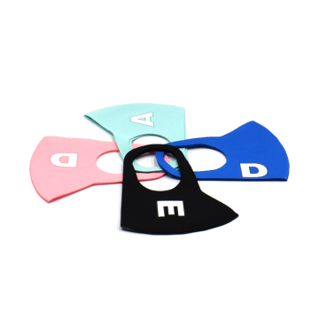 Washable Reusable Face Mask Double Layer Mouth Cover
