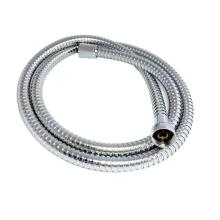 Double Lock Polished Stainless Steel Flexible Shower Hose
