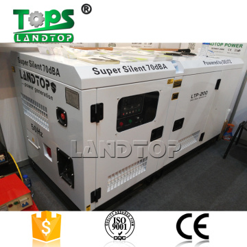 With Cummins engine electric diesel generator 150kva 50hz