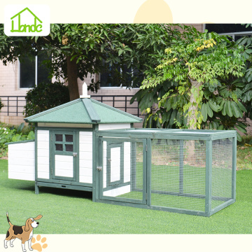 Different sizes hot purchase wooden chicken coop
