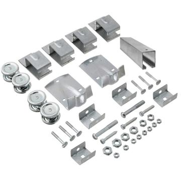 Exterior Sliding Barn Door Box Rail Kits