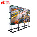 advertising lcd ultra narrow bezel lcd video wall