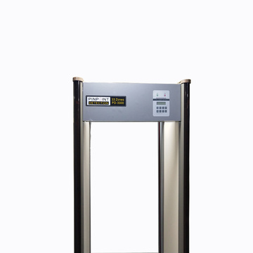 33 zones LCD screen walkthrough metal detector(JT-3300)