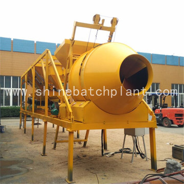 20 Portable Cement Mixer Plant